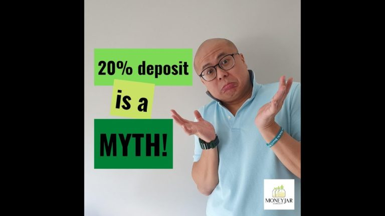 Why the 20% deposit is a myth
