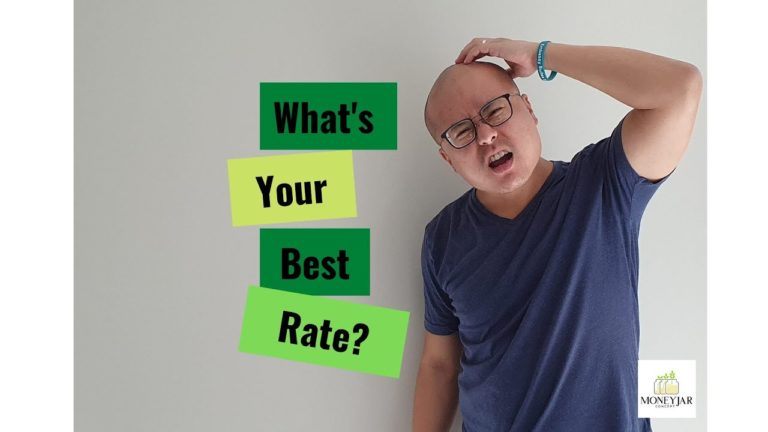 So, what's your best rate?