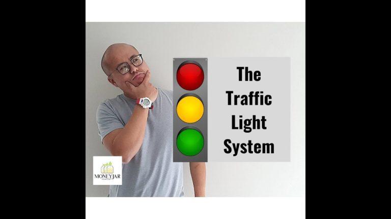 The traffic light system