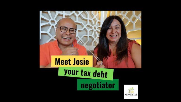 Josie Gangemi - Tax Debt Champion