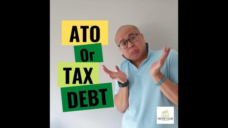 Tax or ATO debt