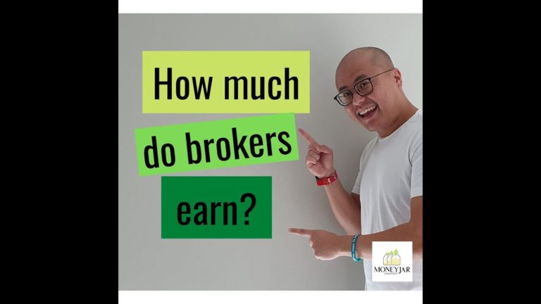 How much do brokers earn?