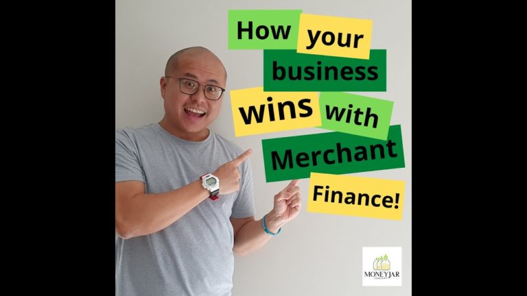 Let's talk merchant finance
